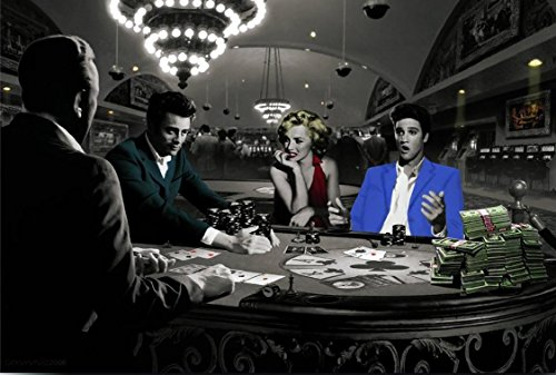 Royal Flush Met James Dean Marilyn Monroe Elvis Presley En Humphrey